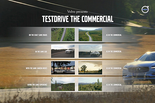 Volvo - Testdrive The Commercial